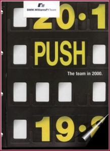 bmw.williamsF1 Team — The Team in 2000