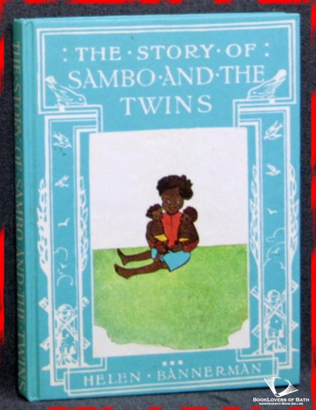 Helen Bannerman x 3 Children's Books