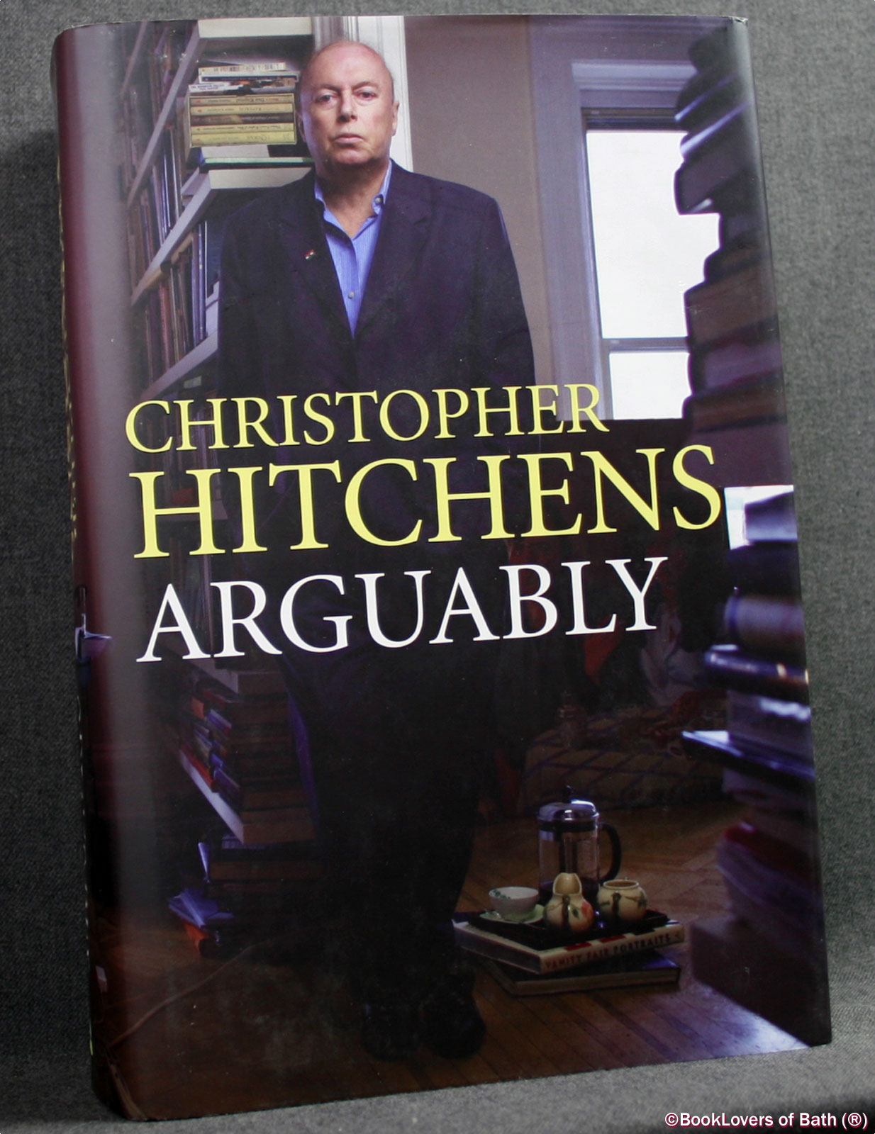 arguably essays by christopher hitchens reviews Arguably essays christopher hitchens by christopher hitchens, simon prebble available in compact disc on powellscom, also read synopsis and reviews the first new collection of essays by christopher hitchens since 2004, arguably offers an.