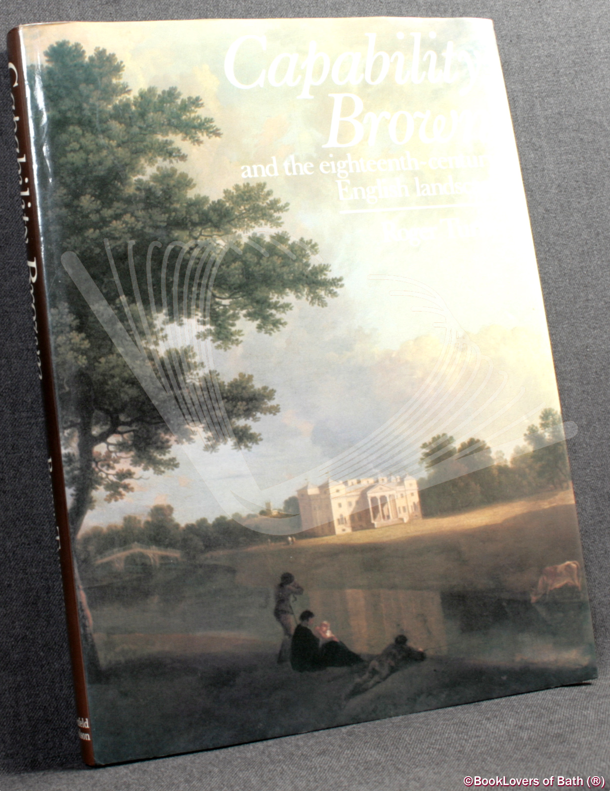 Capability brown and the eighteenth century english for Garden design 18th century