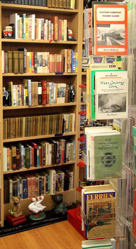 Fact or Fable Secondhand Book Shop near Bath (12).JPG