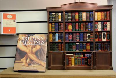 Fact or Fable Secondhand Book Shop near Bath (3).JPG