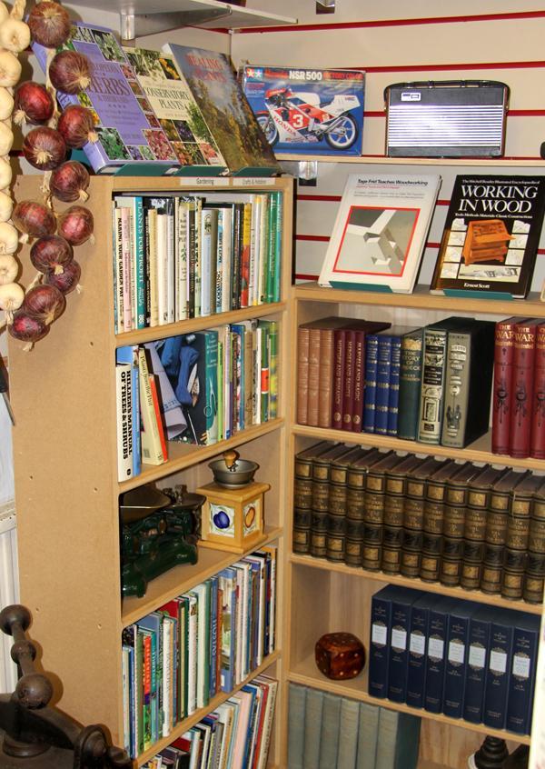 Fact or Fable Secondhand Book Shop near Bath (4).JPG