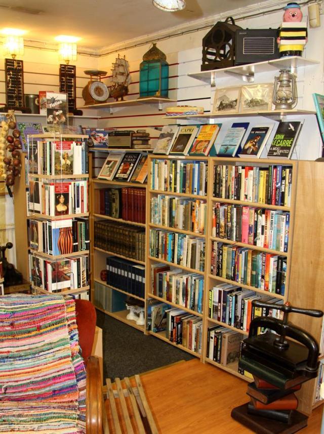 Fact or Fable Secondhand Book Shop near Bath (6).JPG