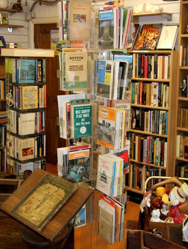 Fact or Fable Secondhand Book Shop near Bath (8).JPG