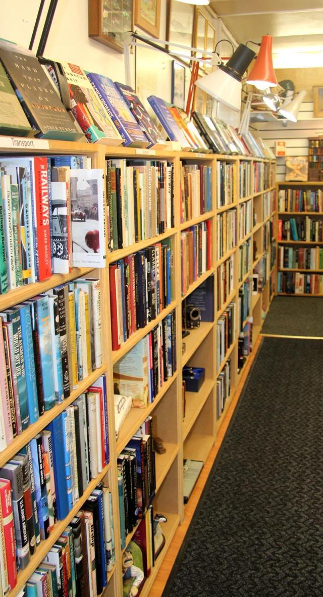 Fact or Fable Secondhand Book Shop near Bath (9).JPG